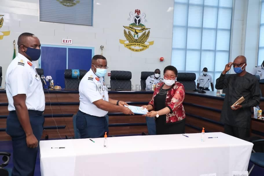 STRATEGIC PARTNERSHIPS: NAF STRENGTHENS R&D EFFORTS, SIGNS NEW MOUs WITH KEY MDAs