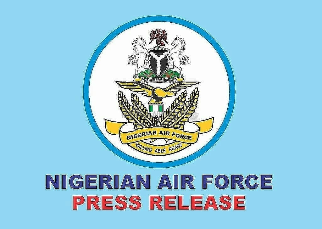 BEWARE OF FRAUDSTERS: NIGERIAN AIR FORCE RECRUITMENT EXERCISE IS FREE OF CHARGE
