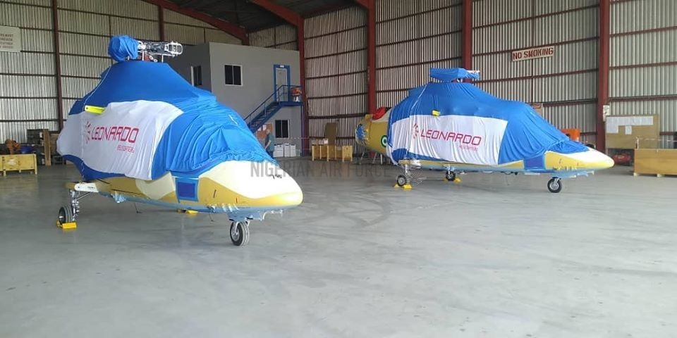 OPERATIONAL CAPABILITY RECEIVES BOOST AS NAF PREPARES TO INDUCT SECOND BATCH OF 2 NEW AGUSTA 109 POWER HELICOPTERS