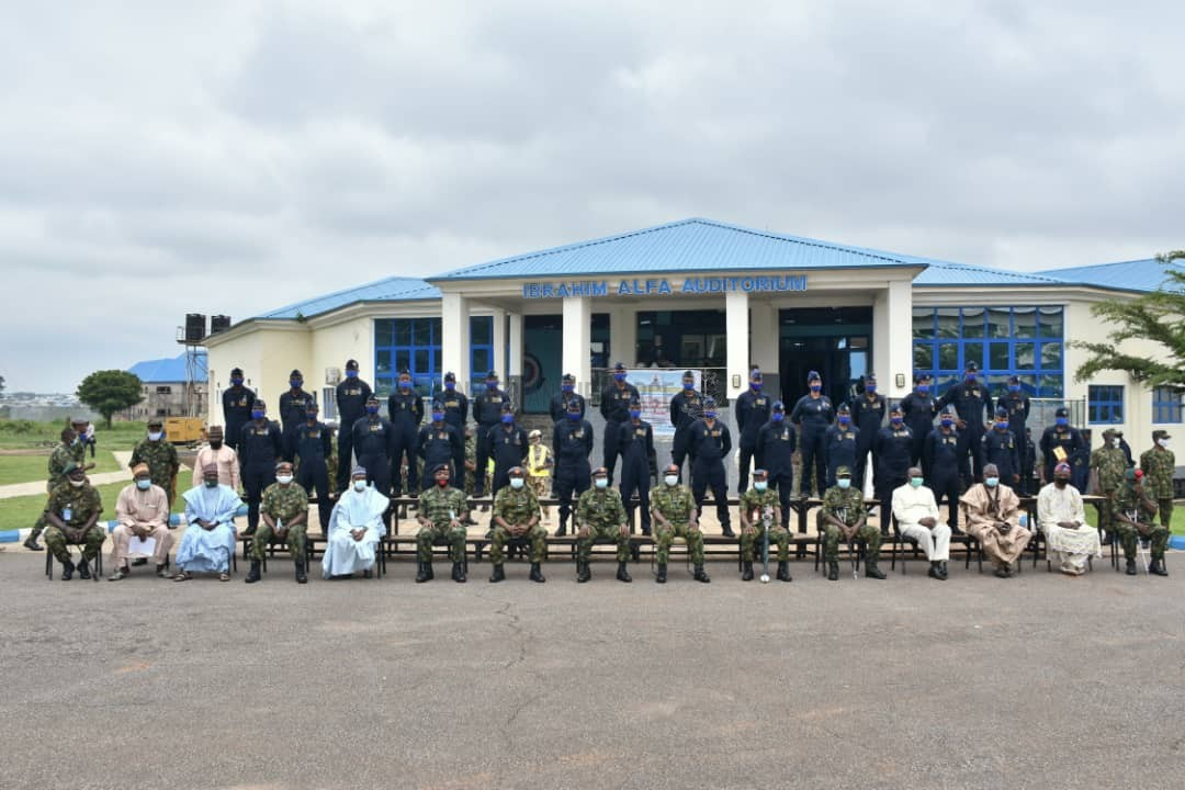 EFFECTIVE AIR OPERATIONS: CAS TASKS PERSONNEL TO BE INNOVATIVE, FOCUSED AS NAF GRADUATES ANOTHER BATCH OF 123 PERSONNEL IN SUNDRY MILITARY COURSES AT AFIT