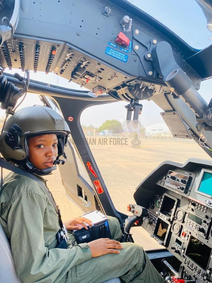 NAF LOSES FLYING OFFICER TOLULOPE AROTILE IN ROAD TRAFFIC ACCIDENT IN KADUNA