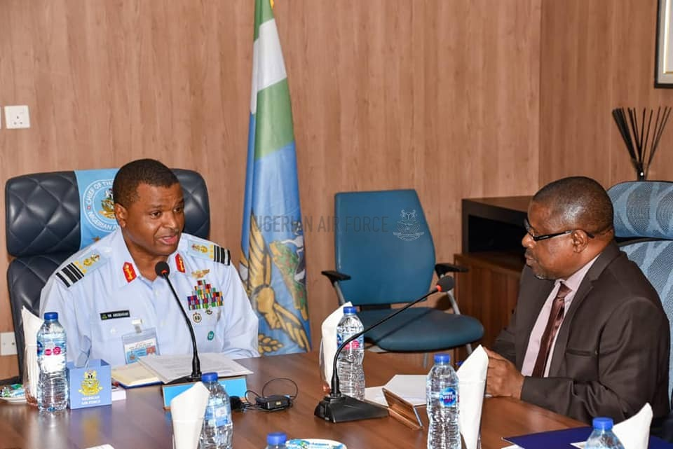NAF TO STRENGTHEN TIES WITH NIGERIAN INSTITUTE OF QUANTITY SURVEYORS TO IMPROVE QUALITY OF CONSTRUCTION PROJECTS