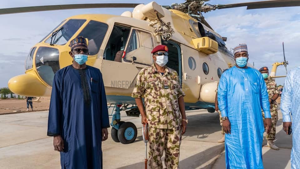 FIGHT AGAINST INSURGENCY RECEIVES BOOST AS NAF SETS TO ESTABLISH A VIRTUAL FOB IN DAMATURU