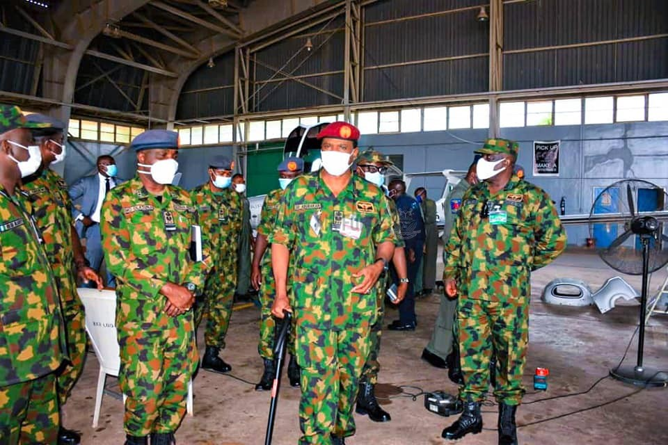 CAS RESTATES NAF's COMMITMENT TO DEALING WITH SECURITY CHALLENGES IN THE COUNTRY, SAYS SECURITY REQUIRES COMPREHENSIVE, COLLABORATIVE APPROACH
