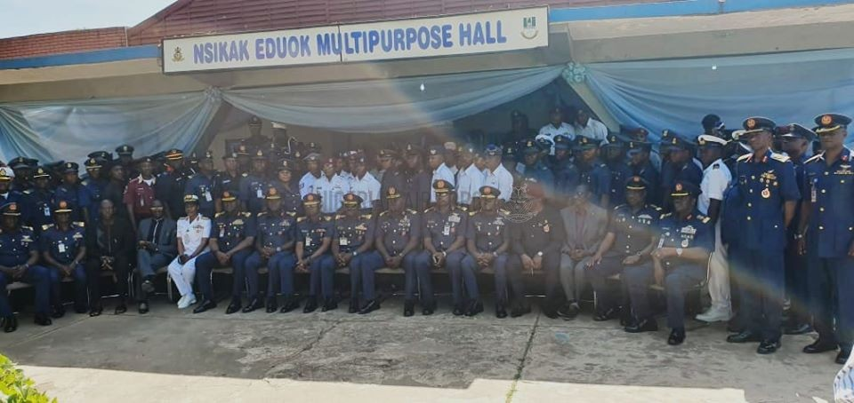 NAF GROUND TRAINING COMMAND HOLDS MAIDEN SEMINAR ON LAWS OF ARMED CONFLICT