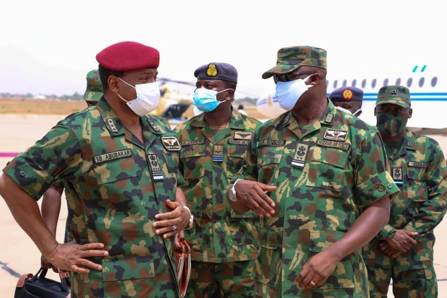 ANTI-BANDITRY OPERATIONS: NAF FLIES OVER 1,400 COMBAT HOURS IN 5 MONTHS, NEUTRALIZES 369 BANDITS - CAS URGES AIR COMPONENTS TO SUSTAIN TEMPO OF OPERATIONS