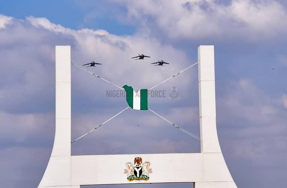 PHOTO NEWS - NAF@56 Fly-past