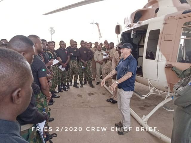 CAPACITY BUILDING: NAF GRADUATES ANOTHER FAST ROPE INSERTION/EXTRACTION SYSTEM COURSE AT RTC KADUNA