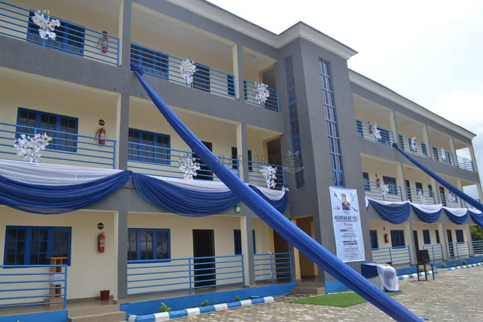 CAS COMMISSIONS ADDITIONAL RESIDENTIAL ACCOMMODATION IN OWERRI, COMMENDS PERSONNEL FOR ADDING VALUE TO SECURITY ARCHITECTURE IN SOUTH EAST