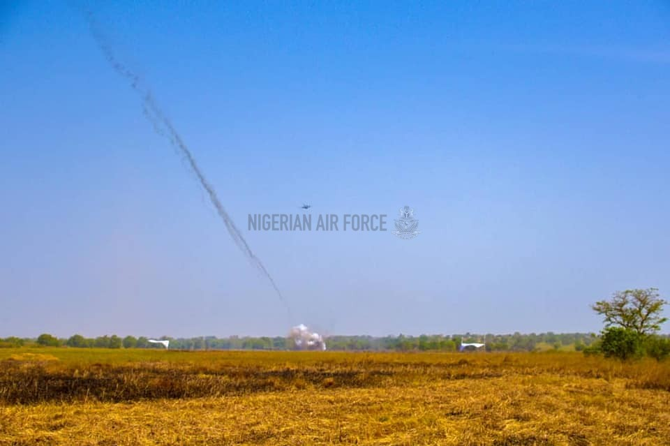 THE MAKING OF A NIGERIAN AIR FORCE PILOT