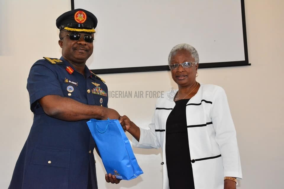 NAF COMBAT READINESS DEPENDS ON THE MENTAL AND PHYSICAL FITNESS OF ITS PERSONNEL – CAS