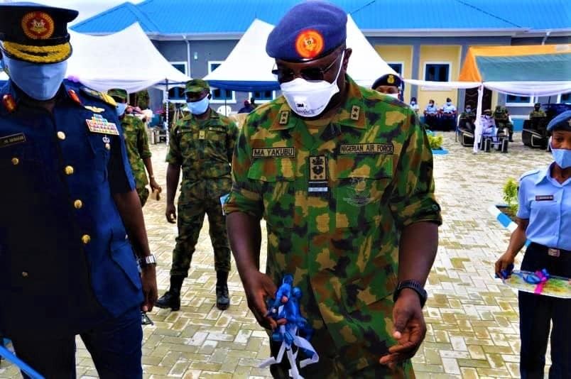 CAS CHARGES PERSONNEL TO SUSTAIN RELATIVE PEACE IN NIGER DELTA AS HE COMMISSIONS WELFARE PROJECTS IN CALABAR