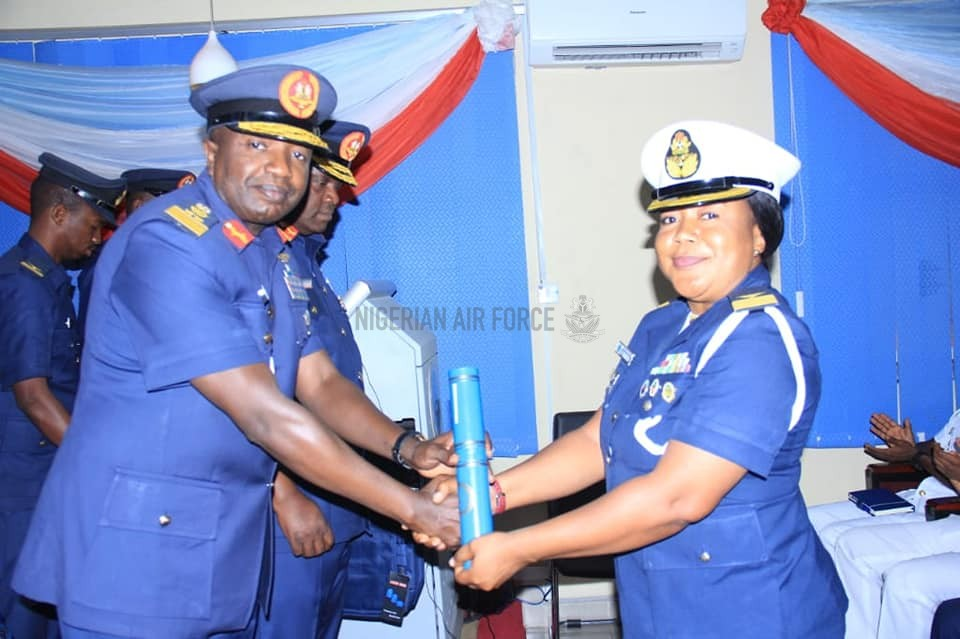 CAPACITY BUILDING: NAF GRADUATES FIRST SET OF PARTICIPANTS OF COMMAND RESPONSIBILITY COURSE AS CAS CHARGES GRADUANDS TO ADOPT HOLISTIC APPROACH TO LEADERSHIP