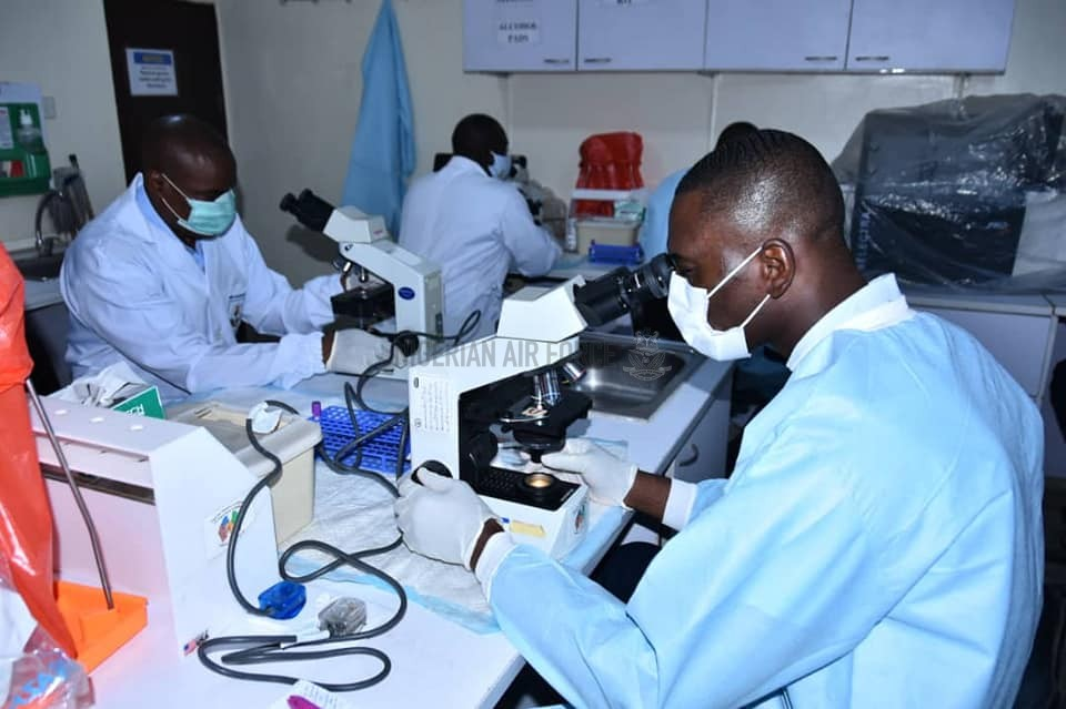 NAF CONDUCTS CAPACITY BUILDING WORKSHOP FOR MEDICAL LABORATORY SCIENTISTS, PROCURES MORE LAB EQUIPMENT FOR UPGRADING OF FACILITIES