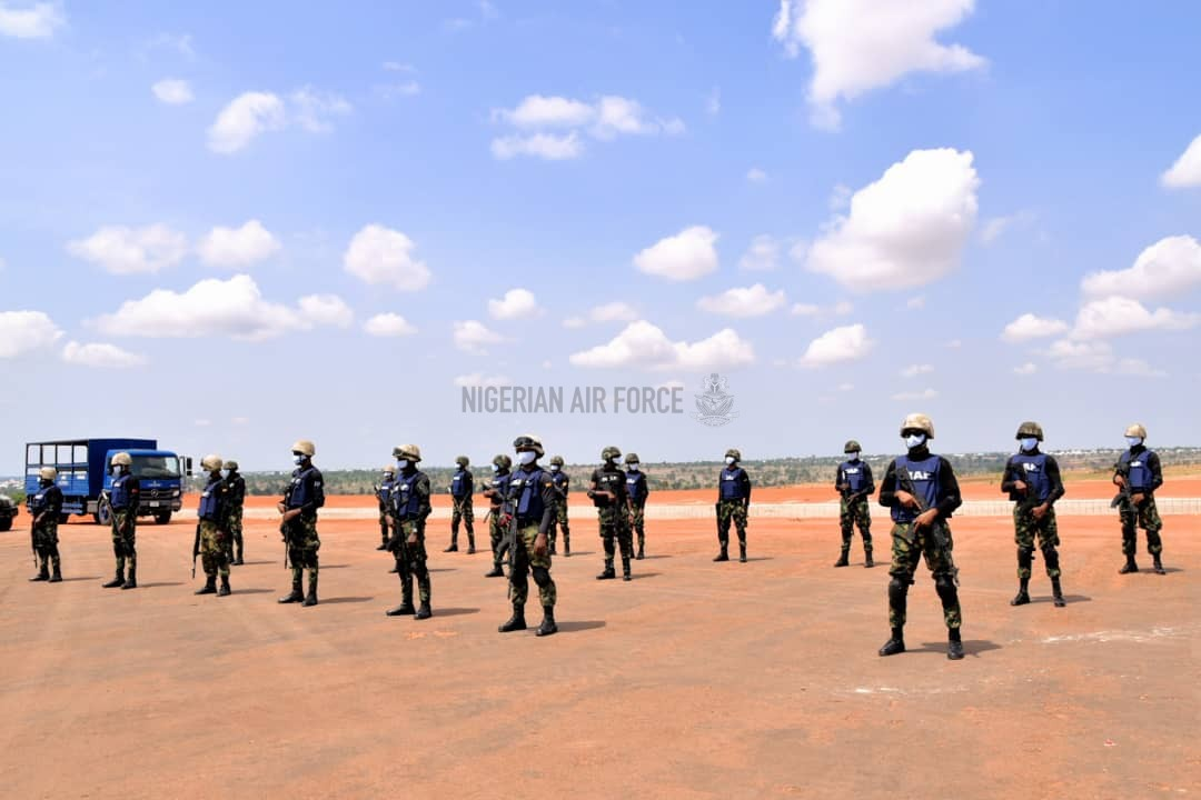 INTERNAL SECURITY: NAF DEPLOYS SPECIAL FORCES TO BOOST SECURITY IN NASARAWA STATE, ACTIVATES THE 22 QUICK RESPONSE WING LAFIA