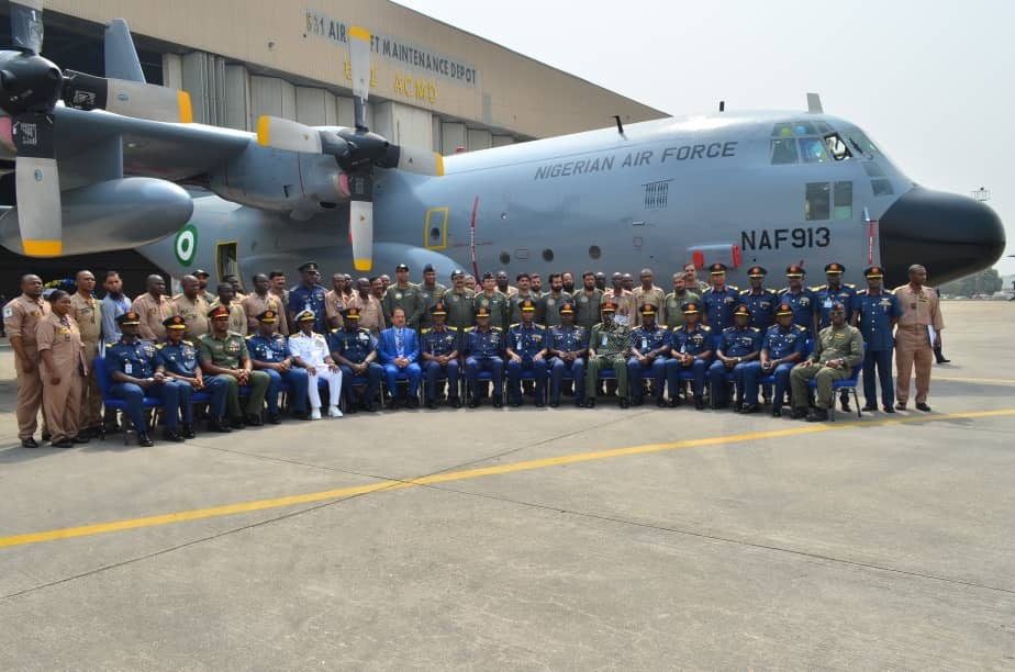 EFFECTIVE AIR OPERATIONS: NAF COMMISSIONS ANOTHER C-130H AIRCRAFT AFTER IN-COUNTRY PDM, INDUCTS ADDITIONAL VEHICLES FOR BASE DEFENCE IN LAGOS