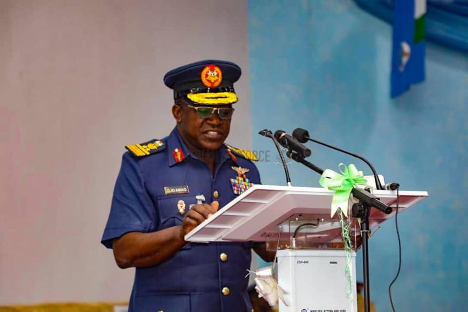 CAS TASKS ENGINEERS TO EVOLVE NEW STRATEGY TO ADDRESS CURRENT SECURITY CHALLENGES AS NAF COMMENCES 2-DAY AIR ENGINEERING CONFERENCE IN KADUNA