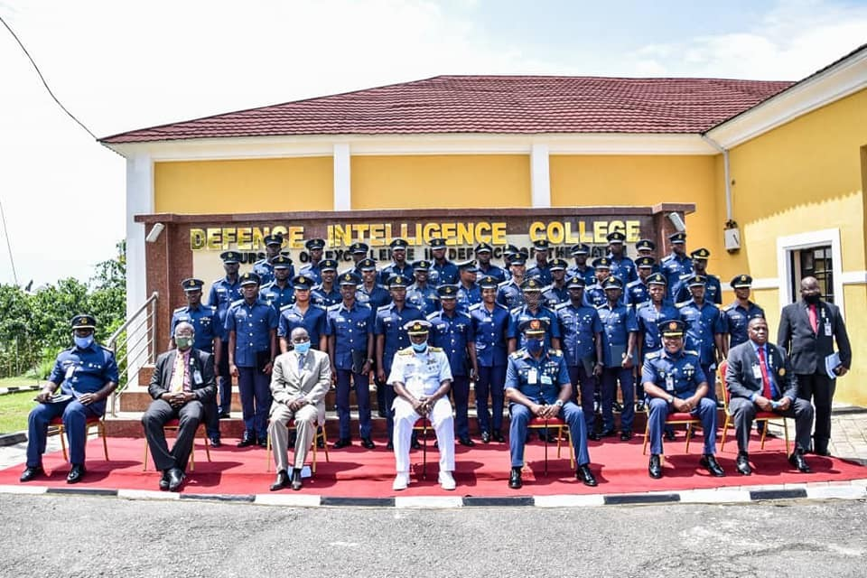 INTERNAL SECURITY: CAS HARPS ON ACTIONABLE INTELLIGENCE AS DEFENCE INTELLIGENCE COLLEGE GRADUATES FIRST SET OF NAF YOC