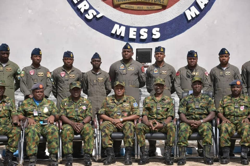 WAR AGAINST INSURGENCY RECEIVES BOOST AS NAF GRADUATES NEW SET OF TACTICALLY-TRAINED COMBAT HELICOPTER, FIGHTER PILOTS TO MEET OPERATIONAL NEEDS